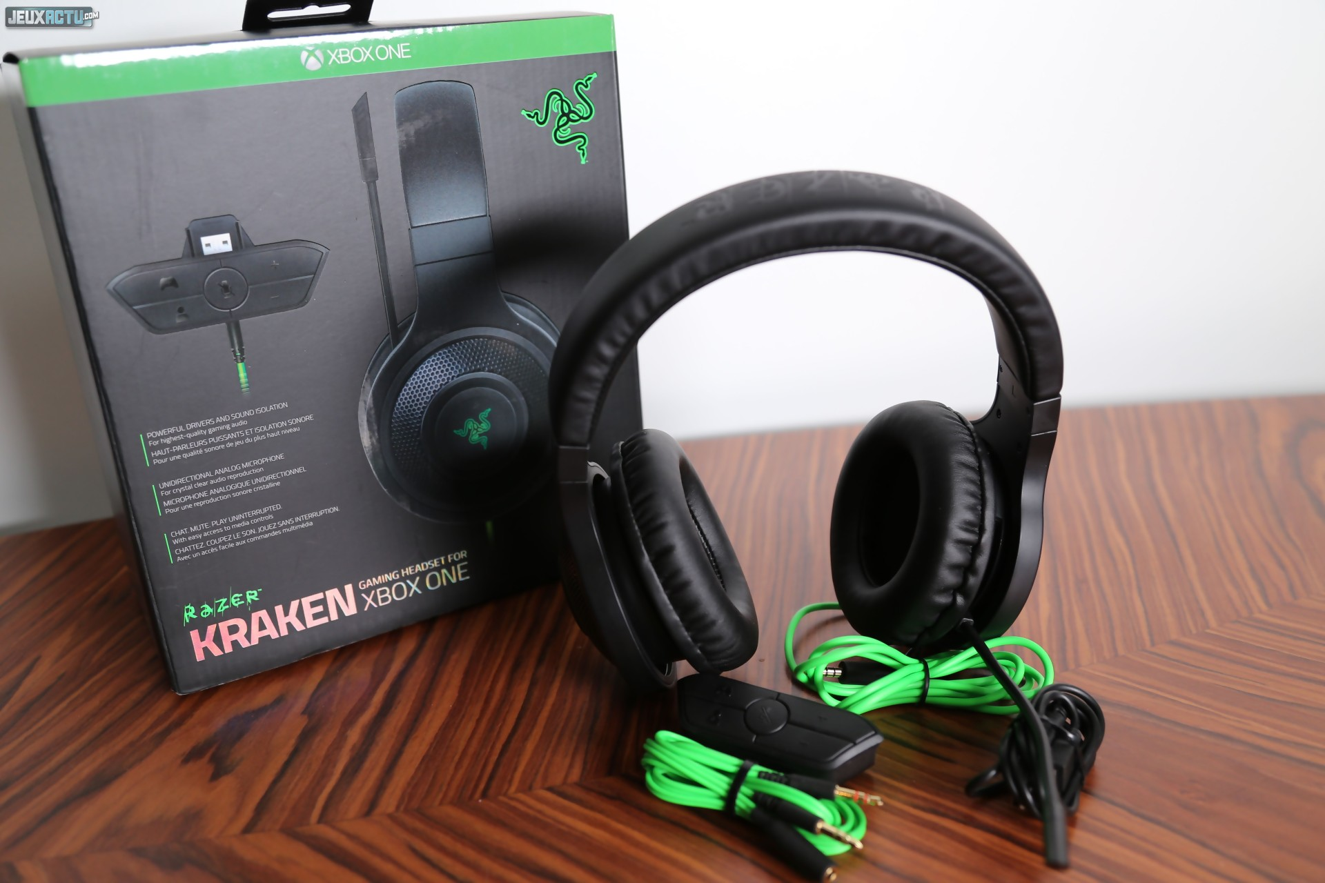 casque xbox one test