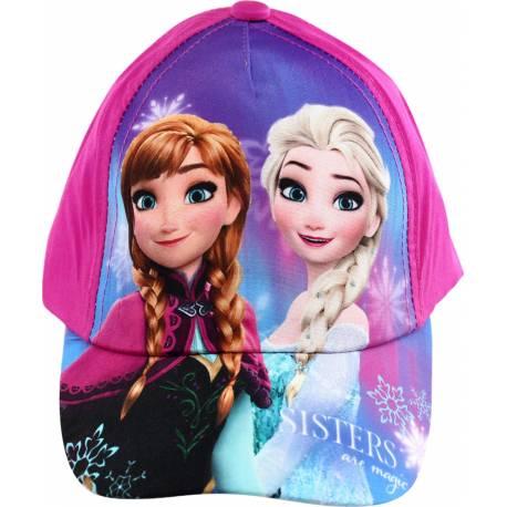 casquette la reine des neiges