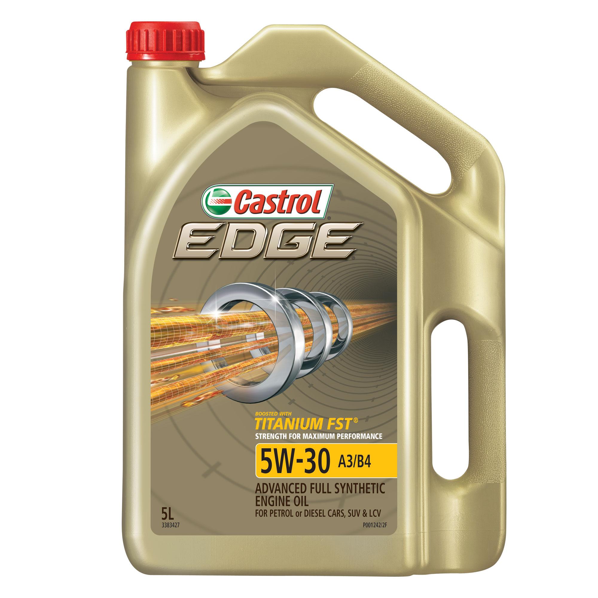 castrol edge 5w 30 titanium