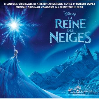 cd reine des neiges
