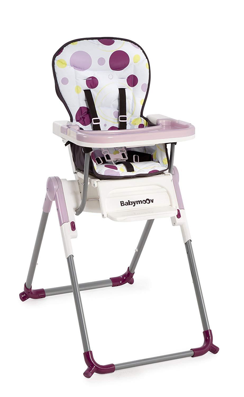 chaise haute bébé babymoov