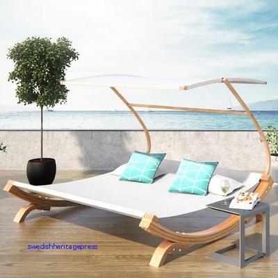 chaise longue deux places