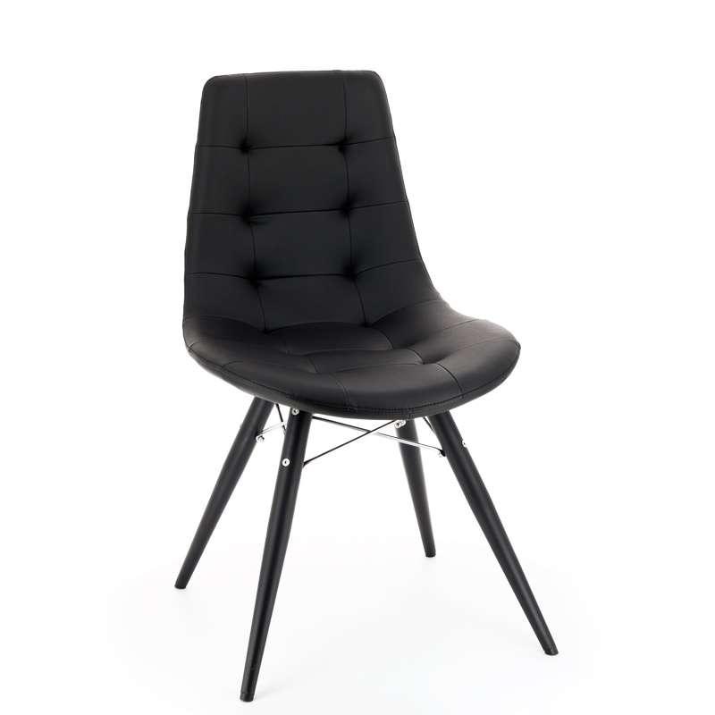 chaise noir