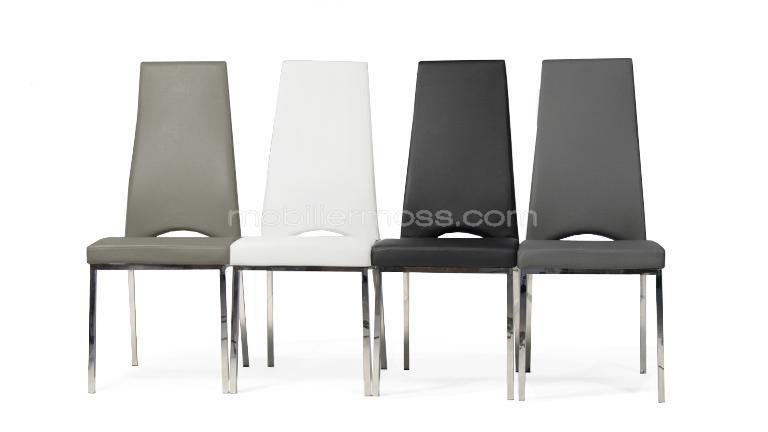 chaises lot de 4