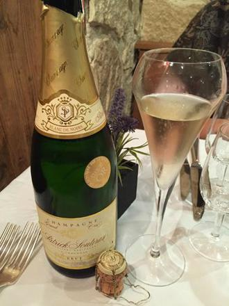 champagne excellent