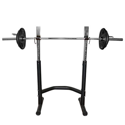 chandelle barre musculation