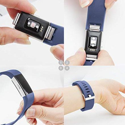 changer bracelet fitbit charge 2