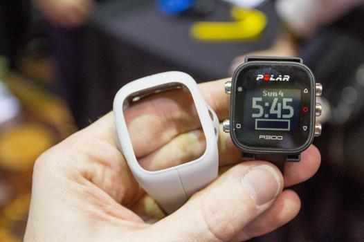 changer bracelet polar m400