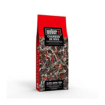 charbon de bois weber 10 kg