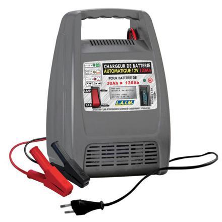 chargeur automatique batterie