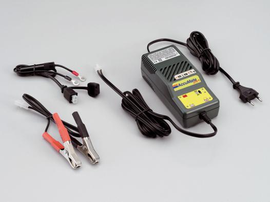 chargeur batterie moto permanent