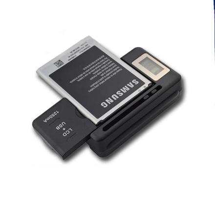 chargeur batterie universel pour telephone portable