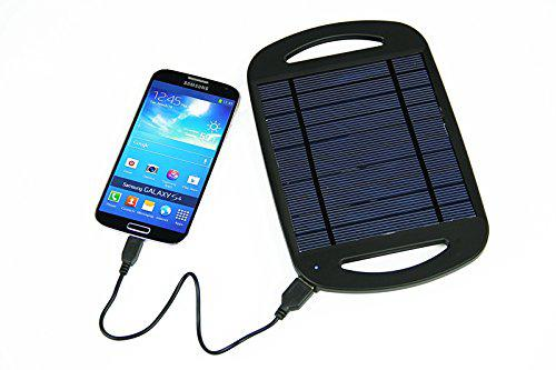 chargeur solaire pour telephone