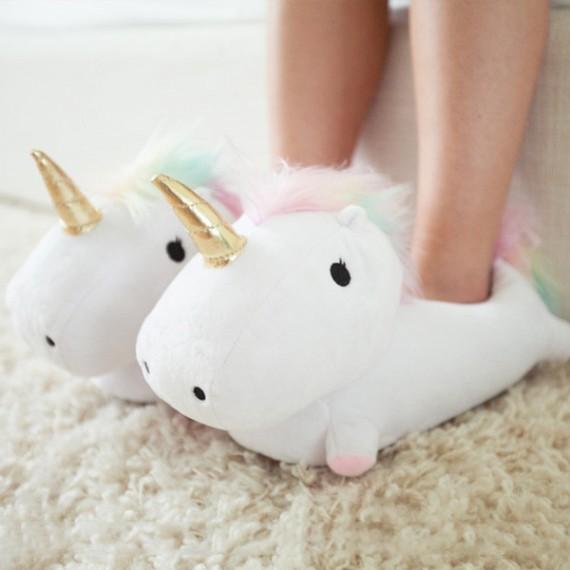 chausson licorne