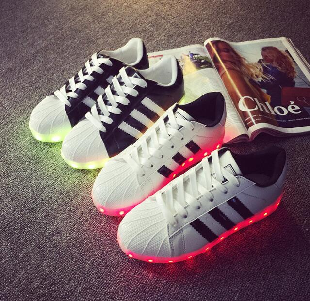 chaussure led adidas