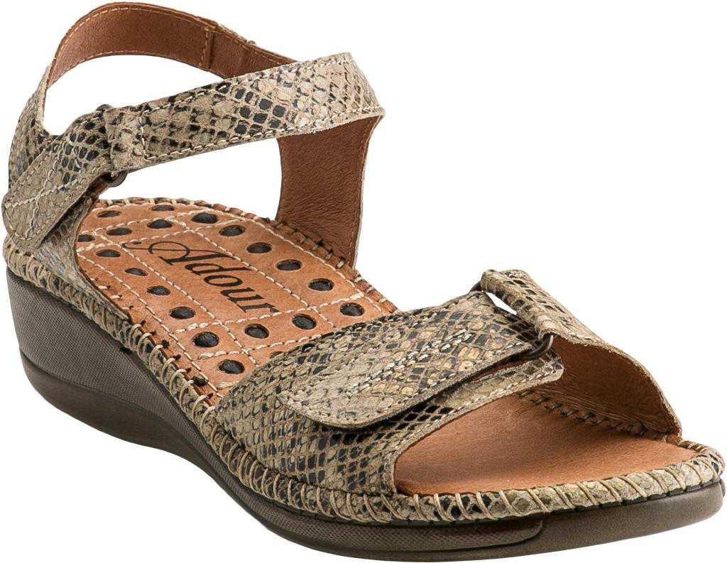 chaussures femme pieds sensibles