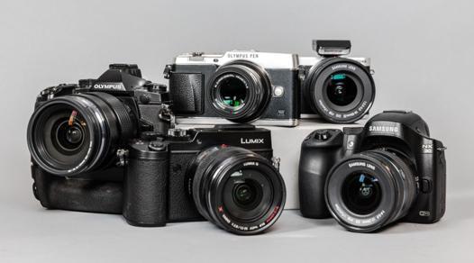 choix appareil photo hybride