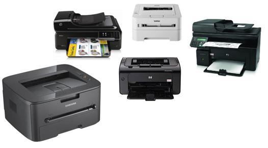 choix imprimante jet d encre