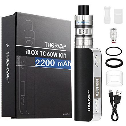 cigarette électronique 60w tc box mod