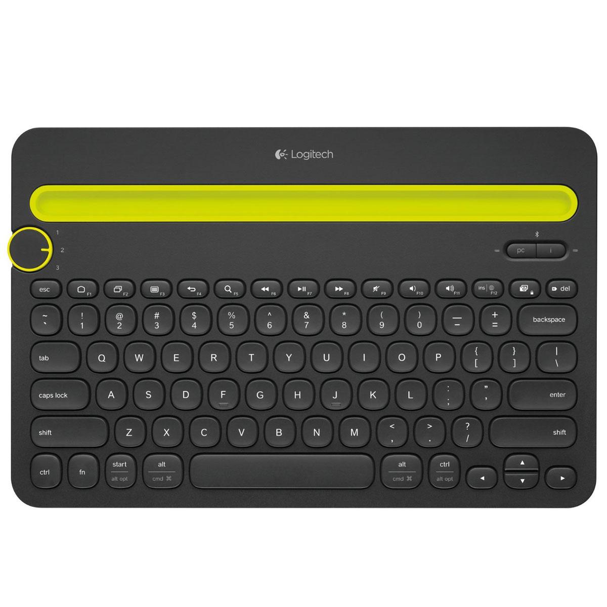 clavier logitech tablette