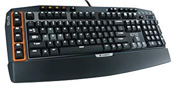clavier mécanique logitech