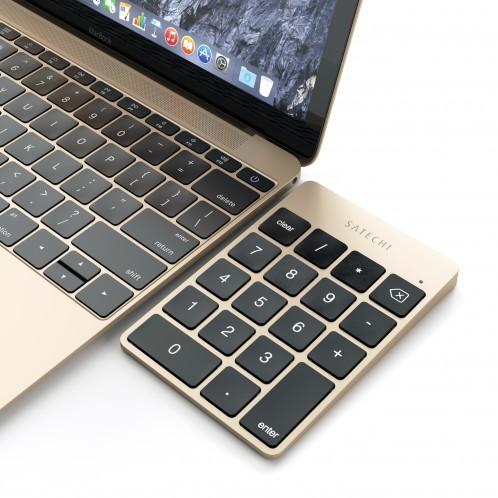 clavier numérique macbook pro
