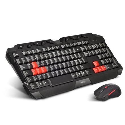 clavier souris sans fil gamer