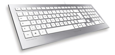 clavier ultra silencieux