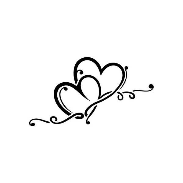 coeur entrelacé