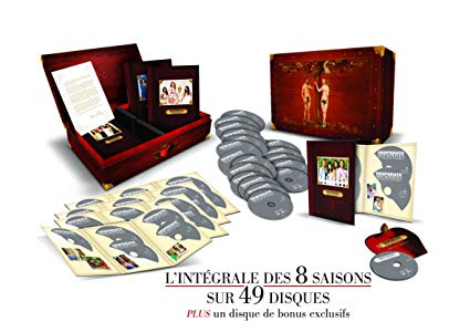 coffret desperate housewives saison 1 à 8