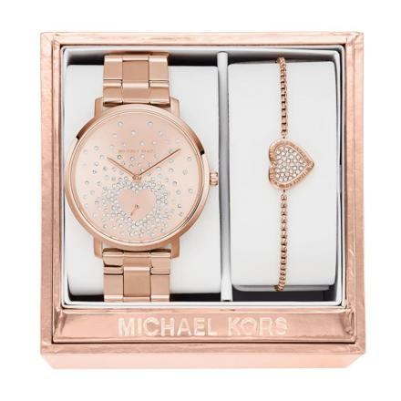 coffret montre michael kors