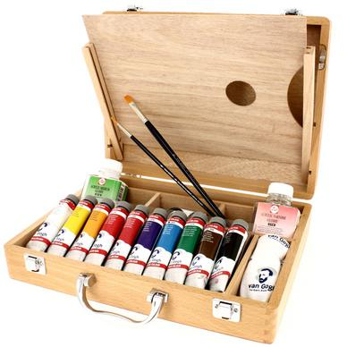coffret peinture acrylique pas cher