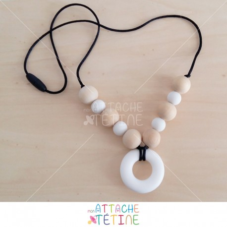 collier allaitement silicone