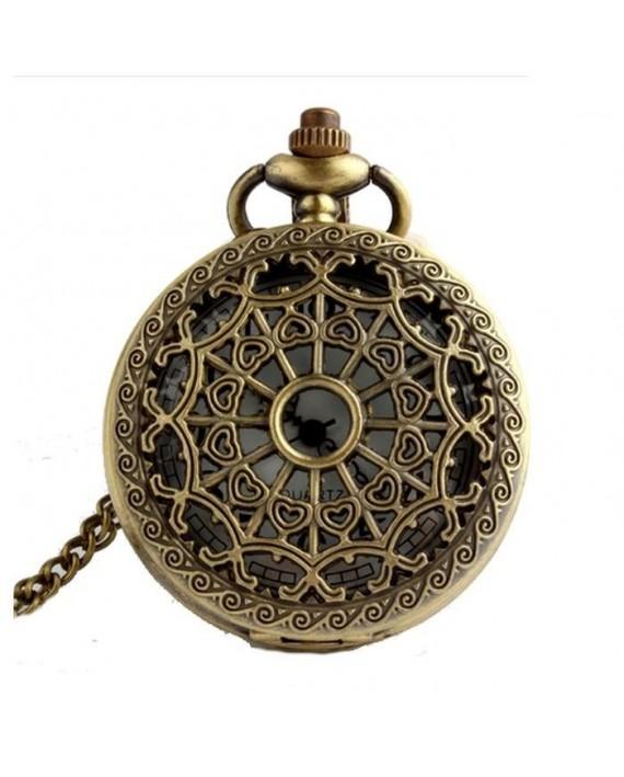 collier montre gousset