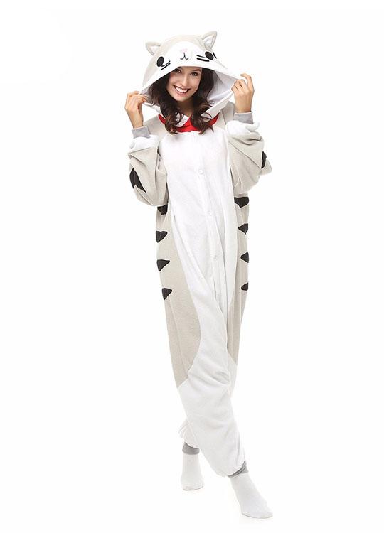 combinaison pyjama chat