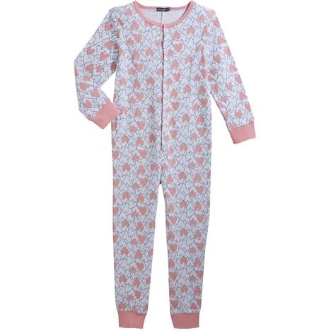 combinaison pyjama fille