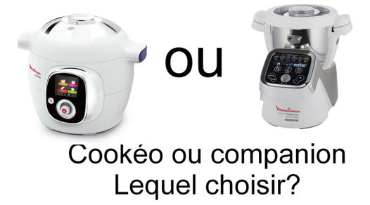 companion ou cookeo