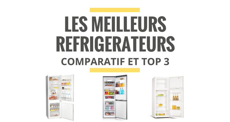 comparateur refrigerateur