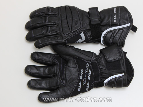 comparatif gants moto