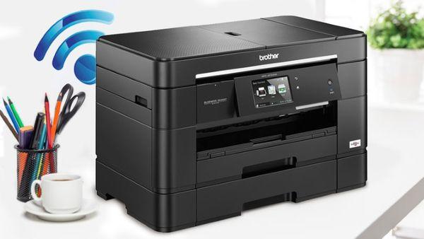 connecter imprimante wifi