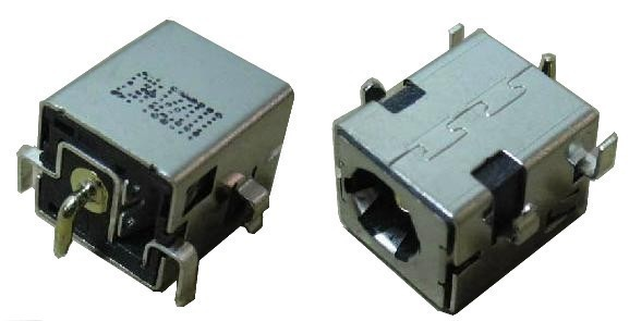 connecteur d'alimentation asus x53s