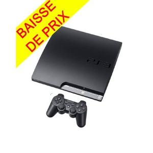 console playstation 3 pas cher