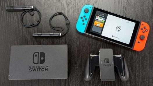 console switch occasion