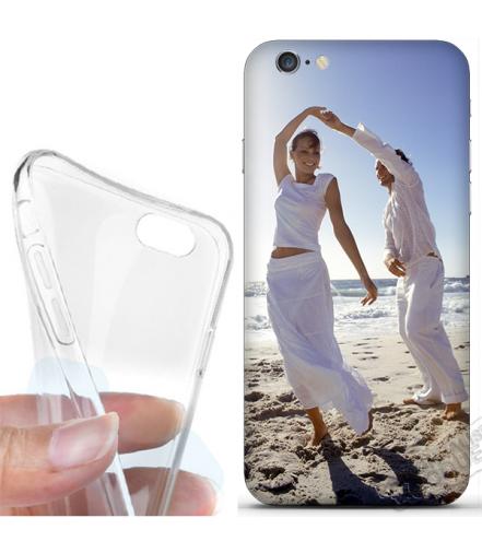 coque iphone 6 personnalisée silicone