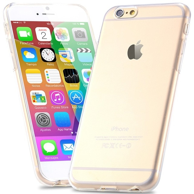 coque iphone 6 transparent