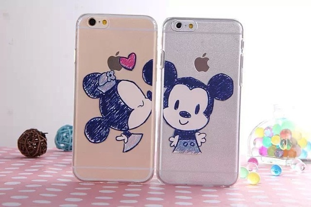coque iphone minnie
