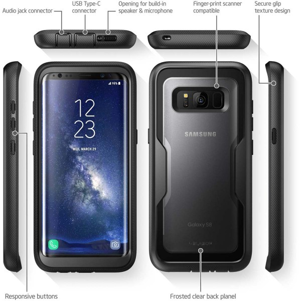 coque protection s8