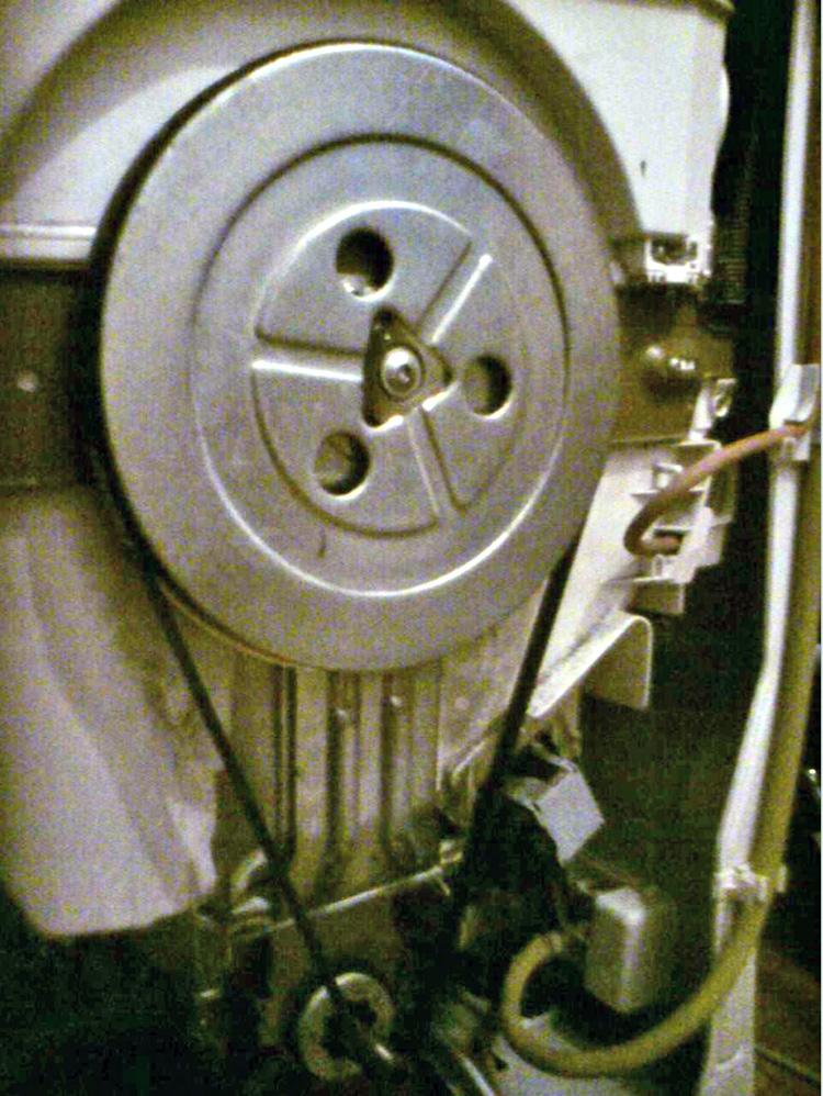 courroie machine a laver brandt
