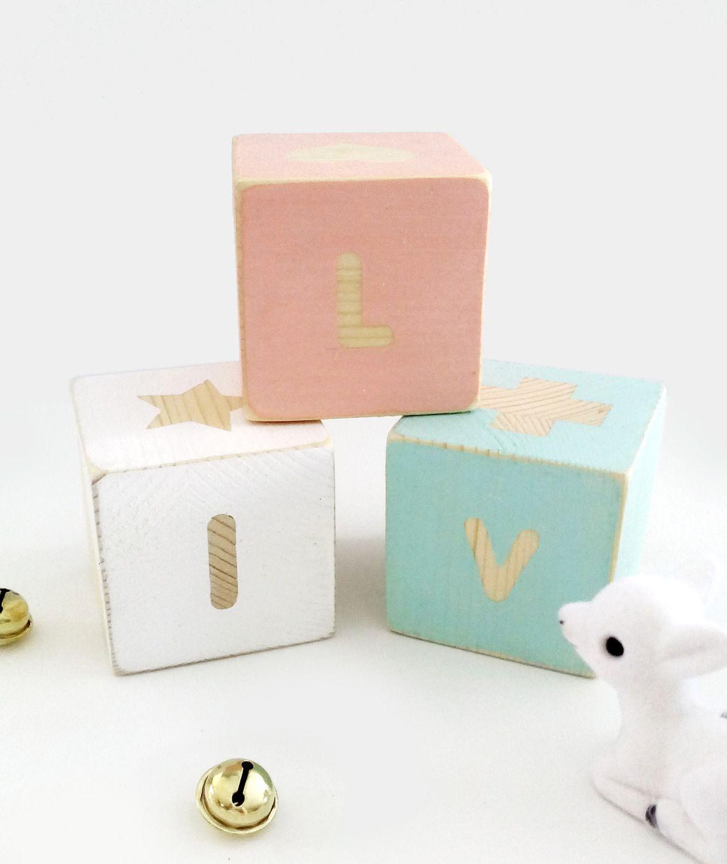 cube bois bebe
