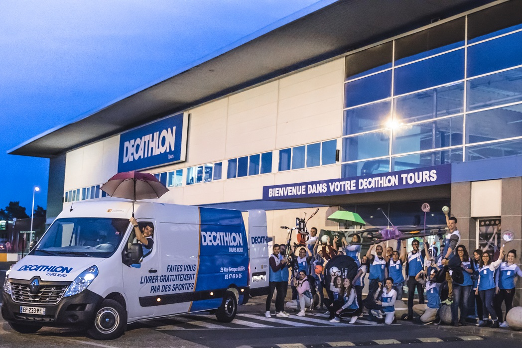 decathlon tours